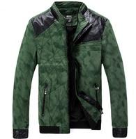2014 Hot Men'S Brand Jackets Motorcycle Camouflage Jacket Men'S Spring Jacket Famous Coat Men'S Clothing XG-70