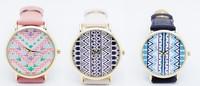 Miss.u fashion watch retro watch leather strap watches lady korea watch wholesale &retail watch