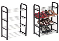 Free shipping simple combination of magic four the household shoe hanger rack combination shoes organization