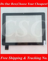 "In Stock Original New 9.7"" Tablet PC F-WGJ97087-V2 Capacitive Touch Screen Panel Digitizer Glass Sensor  Free Shipping"