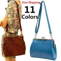 2014 women messenger bags antiquates bag fashion vintage small bags cross-body mobile women's handbag bag
