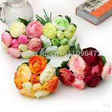 wholesale artificial silk flower