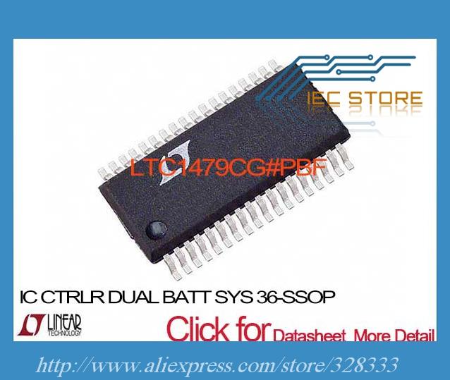 LTC1479CG#PBF IC CTRLR DUAL BATT SYS 36-SSOP LTC1479CG 1479 LTC1479 LTC1479C 1479C C1479(China (Mainland))