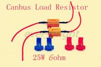 2 pcs 25W 6 ohm cnabus load resistor  for Car Turn Signal Led Bulb Lamps fog lamp canbus Fog light Led load resistor