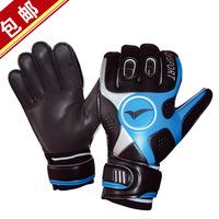 breathable slip-resistant goalkeeper gloves professional football goalkeeper gloves goalkeeper training black gloves latex