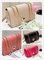 Fashion plaid 2014 fashion chain vintage small bag the trend of casual messenger bag female bags
