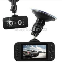 Free Shipping F11 2.7 inch TFT LCD 1920*720P Dual Camera230 degree view range HDMI Car Dvrs