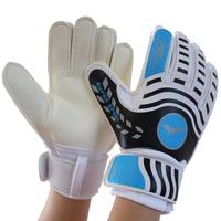 Free shipping breathable slip-resistant goalkeeper gloves top professional football goalkeeper gloves