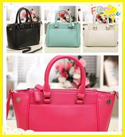 Trend 2014 women's handbag fashion vintage big bag preppy style messenger bag handbag messenger bag