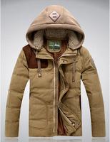 free shipping men's down parka , 2014 short men's down jacket winter coat outdoor 188