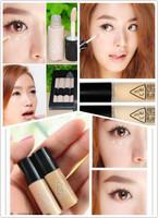 1pcs Hide Blemish Silky Liquid Moisture Cream Concealer Lip / Dark Eye Circle Cover Concealer Stick Long Lasting  ME01704 4#