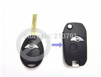NEW Mini Cooper R50/R53 2 Button Remote Flip Key Shell case