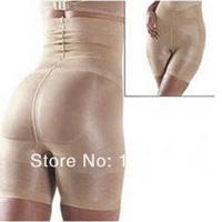 P Women's Slim Lift Tummy Control Shaper Girdle Pants Shorts High Waist Body I0345