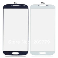 P Blue LCD Screen Lens Glass Replacement For Samsung Galaxy S4 SIV i9500 B0187 W