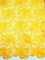 FREE shipping by DHL,french lace fabric,Water soluble fabric, 100% cotton,J255-1