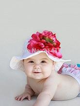 popular baby girl sun hat