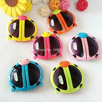 HR002  FREE SHIPPING 2014 sunglasses folding sunglasses ladyfly optical glasses baby cartoon beetle