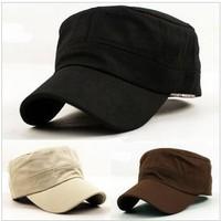 Top Cheap!! 2014 Brand New Cotton Mens Hat Letter Bat Unisex Women Hats Baseball Cap Snapback Casual Caps HKI898