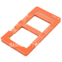 Who one Free shipping  Mould Mold for HTC ONE S LCD Outer Glass Lens Refurbishing Glue E3285