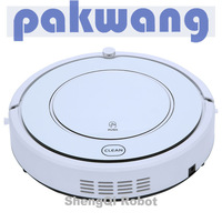 hot selling robotic vacuum cleaner/ CE,ROHS passed intelligent vacuum cleaner