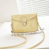 2014 women messenger bag trend mobile phone shoulder women's handbag  special offer limited solid pu hasp leisure youth