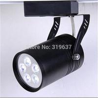 high power  led track light clothing store track spot lighting Free shipping
