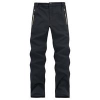 Man Brand Fleeces Pant Outdoor Sport Ski Snowboard Waterproof/ Windproof /uv Warm Winter Skiing Pants Size S-2xl,free Shipping