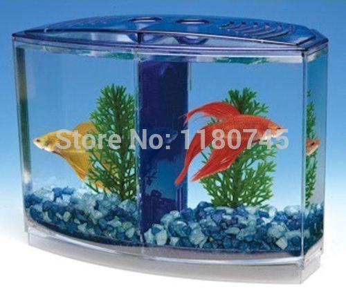betta fish tanks pet supermarket marina betta kit purple