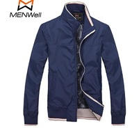 2014 the spring and autumn men collar jacket Han edition cultivate one's morality leisure jacket The city boy thin coat jacket
