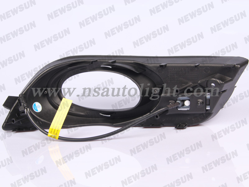 2014 New design auto parts for honda drl LED daytime running light replacement for Honda CIVIC
