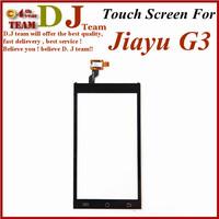 JIAYU G3 Touch Screen Digitizer Replacement for JIAYU G3 Touch Panel phone Free Shipping