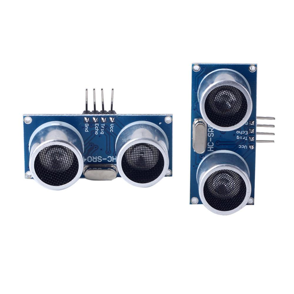 2pcs HC-SR04 Ultrasonic Module Distance Measuring Transducer Sensor For Arduino(China (Mainland))