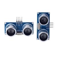 2pcs HC-SR04 Ultrasonic Module Distance Measuring Transducer Sensor For Arduino