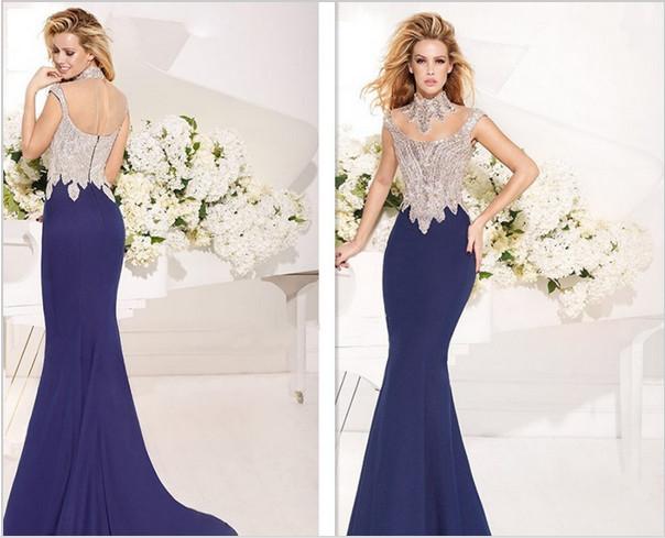 best design elegant fashion sex lace applique evening dress wedding dress bridal dress cocktail dress party gown