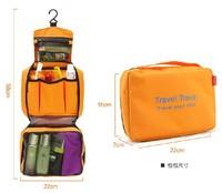 HOT!! SALE New 2014 Cosmetic Bag For Women Travel, Business Trip Waterproof Nylon Cosmetic Bags Women Makeup Bag Organizer Bags