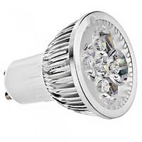 High Quality LED Lights GU10 5.5W 330LM 3000K Warm White Light LED Spot Bulb (85-265V