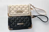 Fashion Kardashian kollection 2014 new female wallet Kk handbag Ling rivets wallet purse