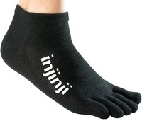 Injinji men socks quick-drying breathable outdoor finger socks coolmax five finger toe socks 3 colors