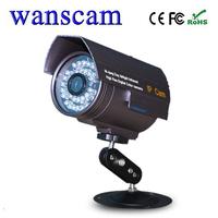 Outdoor IR Cut Night Vision 32G TF Card Slot p2p Wireless WiFi  Network Security Surveillance IP Camera