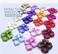 5000pcs Artificial Silk Rose Petals Wedding Petal Flowers Wedding Events Accessories 5cm over 30-Colors