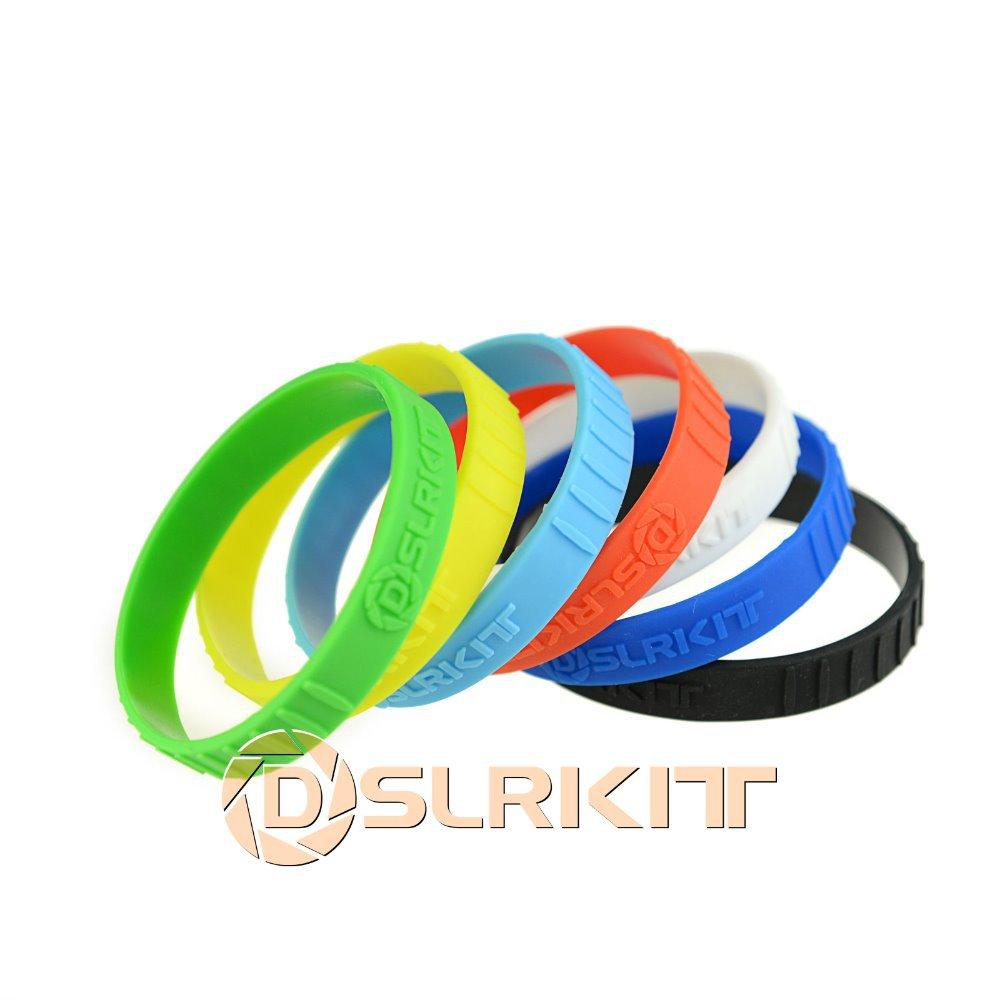 World Cup 2014 Brazil Silicone Rubber bracelet Wristbands SET 7pcs(China (Mainland))
