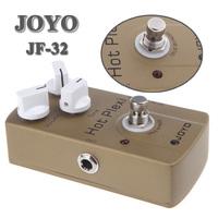 JOYO JF-32 Hot Plexi Electric Violao Guitarra Guitar Effect Pedal Overdrive Distortion True Bypass Musical Instrument Parts