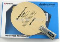 2pcs-Butterfly Racket Table tennis blade 30041 Horizontal grip handle(FL) /20060 Straight grip handle(CS)-High quality
