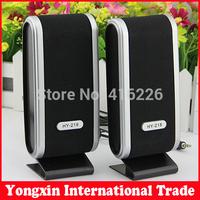 Original HY-218 USB speaker Multimedia Portable Speaker For Laptop PC Computer speaker drop shipping