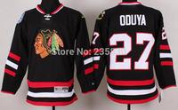 27# Johnny Oduya ice hockey jersey Stadium Series Johnny Oduya Jersey 2014 Chicago Blackhawks
