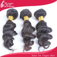 Queen hair products malaysian hair 3 pcs/lot same size or Mixed length 3pcs malaysian virgin loose wave hair