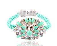 New 2014 shourouk crystal bracelets & bangles Fashion bracelet high quality for women jewelry wholesale factory price