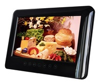 9 inch car portable DVD with USB,SD ,FM IR for car and home use