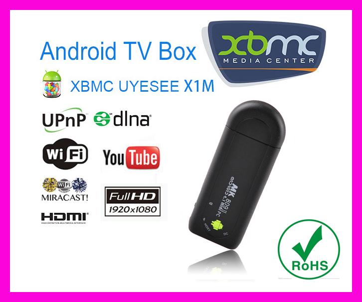MK809II 3D Android TV Box Dual Core RK3066 1.6Ghz 1G/8G Mini PC Smart TV Sticks Media Player Bluetooth XBMC MK808 MK809 II(China (Mainland))