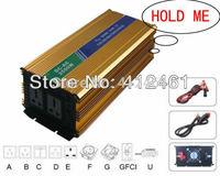 Off Grid Pure Sine Wave Solar Power Inverter 2500W 24vdc to 230vac